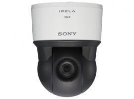 SNC-EP580-HD IP Camera