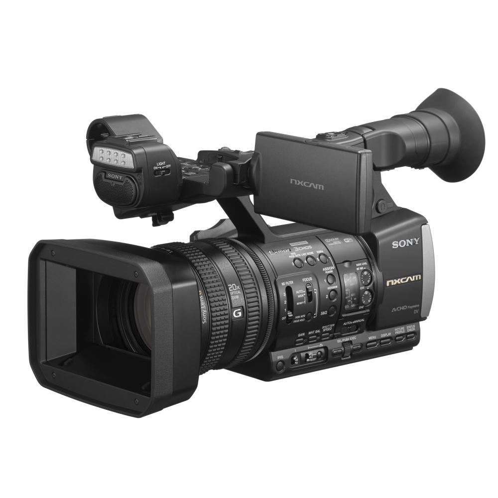Видеокамера формата FullHD Sony NXCAM HXR-NX3/E