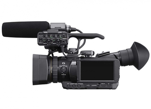 HXR-NX70P-NXCAM (AVCHD)
