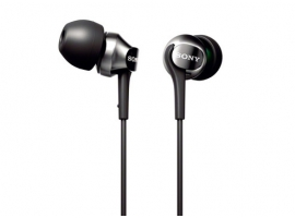 MDR-EX60LP/B-Headphones-EX Monitor Headphones