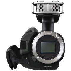 Ricondizionato: 16,1 MP Exmor™ APS HD CMOS. Solo corpo Garanzia standard Sony completa inclusa! ristrutturato, NEXVG20EB.CEE.A