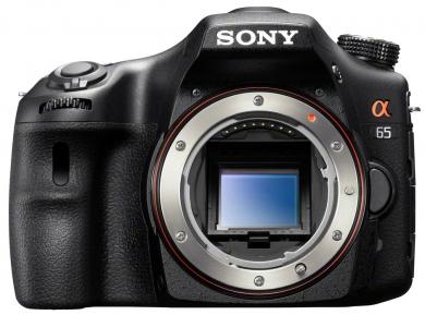 Imagen Cámaras Fotografía DSLR Sony modelo SLT-A65V