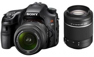 Характеристики Фотоаппарат Sony Alpha A65 18-55 55-200 Kit.