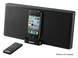 RDP-X30iP-iPod/iPhone Docks