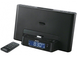 ICF-DS15iP/B-iPod/iPhone Docks