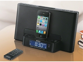 ICF-DS15iP/B-Audio Docks-iPod/iPhone Docks