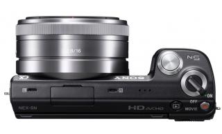 Фотографии и изображения Sony NEX-5N 16mm 18-55mm KIT Black.