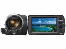 DCR-PJ5-Handycam® Camcorder-Flash / Memory Stick