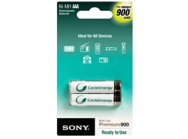NH-AAA-B2GN-Rechargeable Batteries