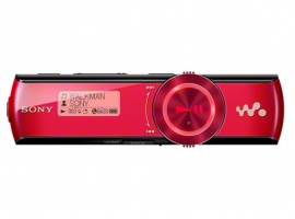 NWZ-B173F/R-Walkman® Digital Media Players-B Series