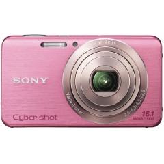 Ricondizionato: 16.1MP Cyber-shot,720p HD, Optical SteadyShot Garanzia standard Sony completa inclusa! ristrutturato, DSCW630P.CEE8.A
