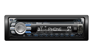 Sony Drive S Car Stereo Manual Bluetooth