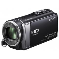 Ricondizionato: Handycam ad alta definizione con memoria Flash Garanzia standard Sony completa inclusa! ristrutturato, HDRCX200EB.CEN.A