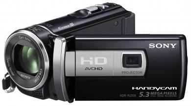 Sony PJ200E Camescope Full HD avec mémoire flash HDR-PJ200E