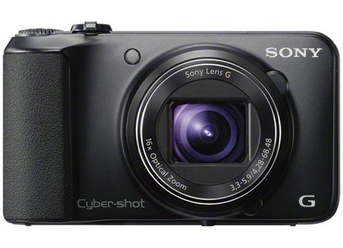 DSC-H90/B-Digital Still Camera-H Series