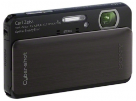 DSC-TX20/B-Cyber-shot™ Digital Camera-T Series