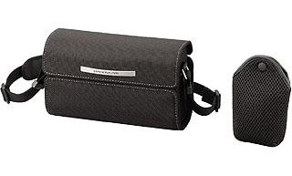 Полужесткая сумка для видеокамеры Сумка из ткани для основного корпуса...