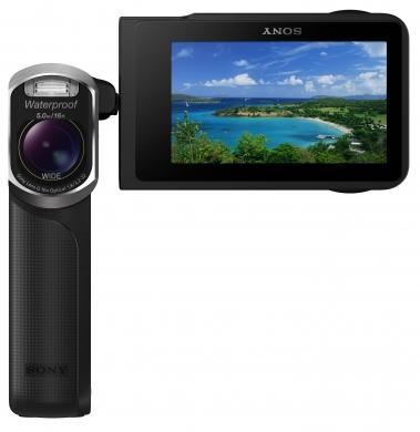Sony GW55VE Camescope Full HD étanche avec mémoire flash HDR-GW55VE