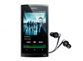 NWZ-Z1050/B-Walkman® Digital Media Players-Z Series