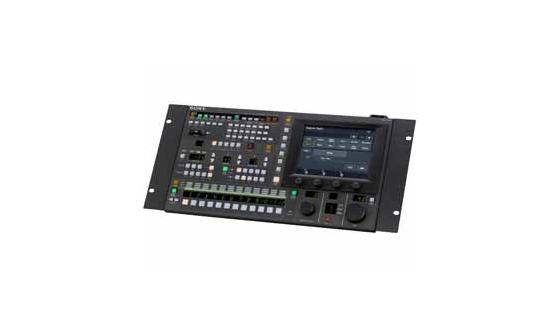 MSU-1000 Multi Camera Remote Control Panel (Horizontal Type) - Sony Pro
