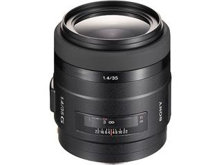 35F14G Lens voor digitale camera met A-bevestiging