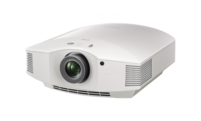 Sony VPL-HW45 White HD Home Cinema Projector