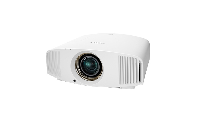 Sony VPL-VW360 4K Home Cinema Projector (White)