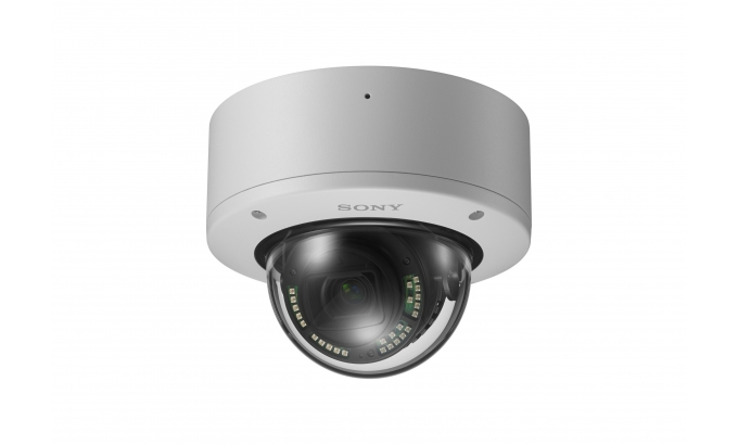 SNC-VM772R 4K Outdoor Ruggedised Camera With Exmor Sensor