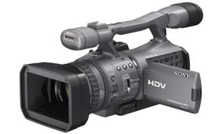 Купить Видеокамера Sony HDR-FX7E