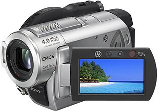 DCR-DVD406E