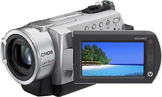 Видеокамера Sony Dcr Sr200+сумка, Самал 3.