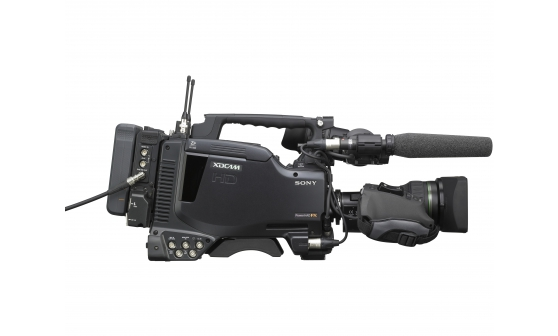 Sony PDW - camcorder - body only - XDCAM Professional Disc Specs