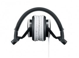 MDR-V55/B-Headphones-Sound Monitoring Headphones