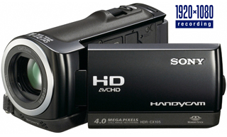 HDR-CX105E