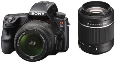 Imagen de Cámaras Fotografía Sony modelo SLT-A37Y