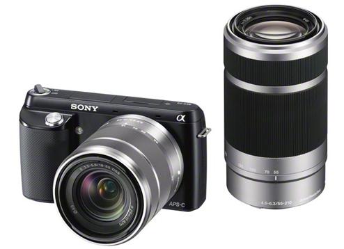 NEX-F3Y/B-NEX Camera (E-mount)-NEX-F3