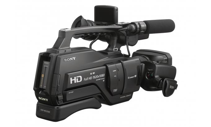 HXR-MC2500 1/4
